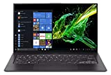 "Foto Acer Swift 7 SF714-52T-7537 Notebook portatile, Intel Core i7-8500Y, Ram 16GB, 512 GB SSD, Display Multi-touch 14"" FHD IPS LED LCD, Grafica Intel UHD 615, PC Portatile, Windows 10 Professional, Nero"