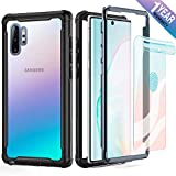 FITFORT Samsung Galaxy Note 10 Plus Case Full Body Rugged Heavy...