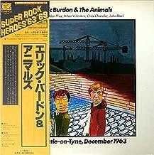 Eric Burdon & The Animals - Newcastle-on-Tyne, December 1963 - Japan pressing with OBI