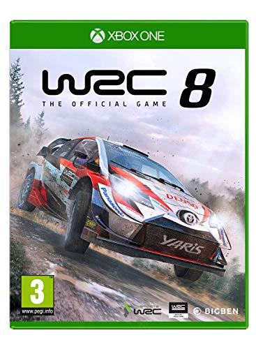 WRC 8 - Xbox One [Importación inglesa]