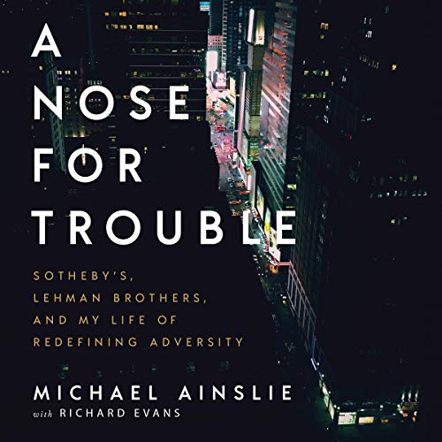 A Nose for Trouble Titelbild