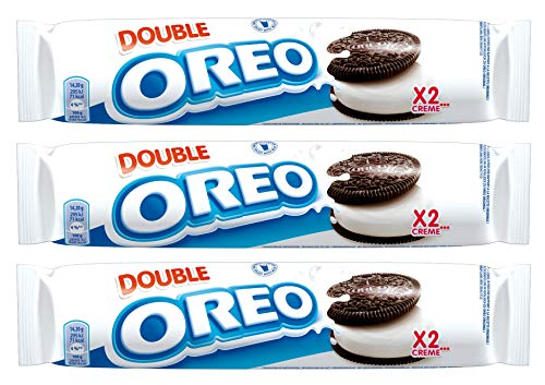 Oreo Double Kakaokeks 3 x 157g