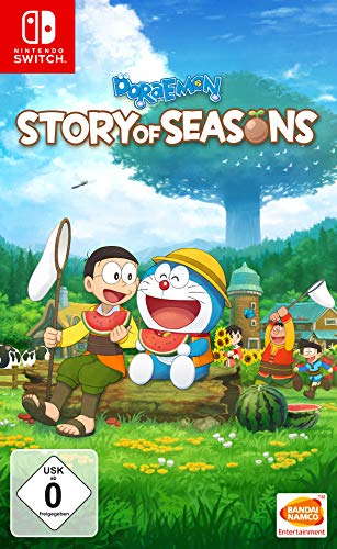 Doraemon Story of Seasons - [Nintendo Switch]