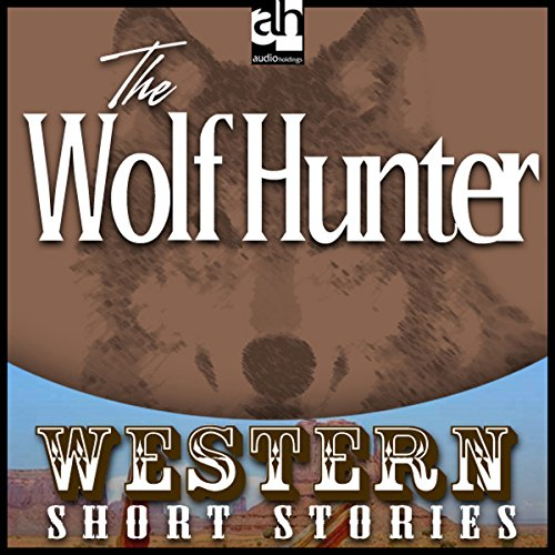 The Wolf Hunter audiobook cover art