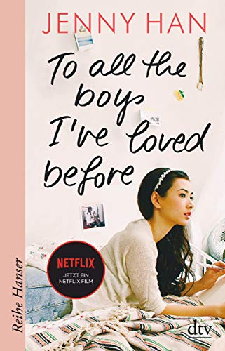 To all the boys I've loved before: 1