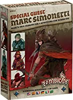 Zombicide: Black Plague Special Guest Marc Simonetti Board Game by Cool Mini or Not