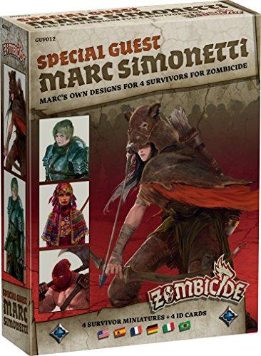 Zombicide: Black Plague - Special Guest: Marc Simonetti (Edge Entertainment EDGBP012)