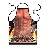Vectri Grembiule Sexy Divertente Novità Cottura Cucina Barbecue Partito Cosplay Grembiule Grigliare Grembiule da Cucina da Donna Uomini Regalo (07)