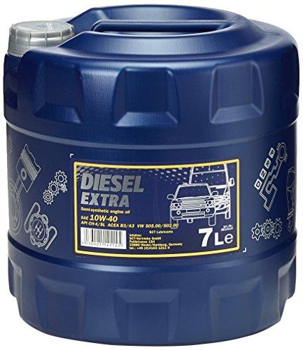 MANNOL Diesel 10W-40API ch Ultra 4/SL W-40, 7l