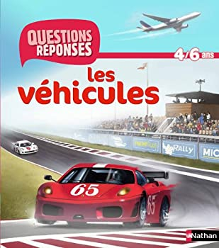 Hardcover N15 - VEHICULES (15) (QUESTIONS/REPONSES 4/6 ANS) (French Edition) [French] Book