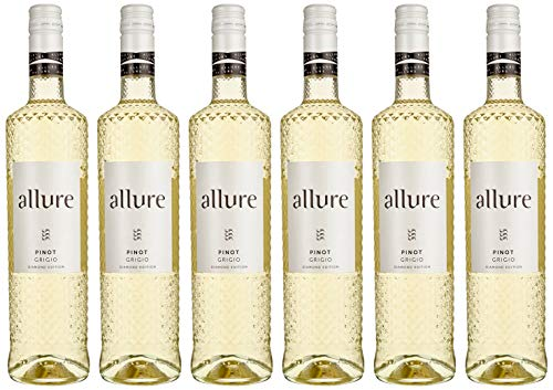 allure Pinot Grigio Halbtrocken (6 x 0.75 l)
