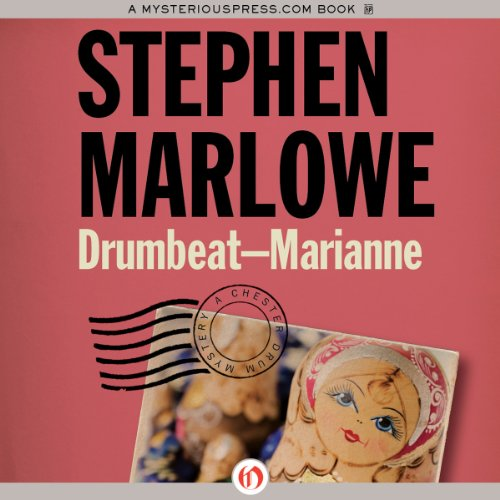 Drumbeat: Marianne cover art