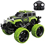 Fistone RC Monster Truck 2.4G Remote Control Stunt Car, 360 Degree Spinning Dancing
