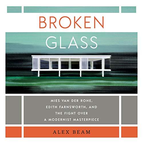 Page de couverture de Broken Glass