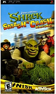 Shrek Smash & Crash - Sony PSP