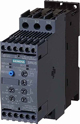 Siemens sirius - Arrancador 200-480v corriente alterna/corriente continua 24v conexion tornillo p