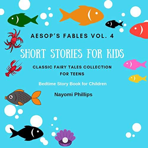 Couverture de Short Stories for Kids Volume 4