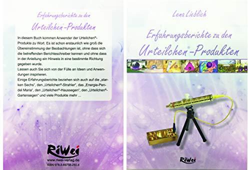 Erfahrungsberichte zu den Urteilchen-Produkten von Lena Lieblich SA-280