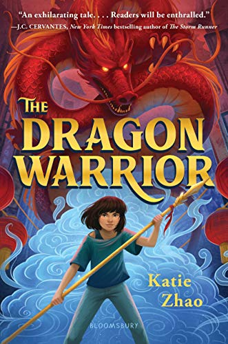 The Dragon Warrior by [Katie Zhao]