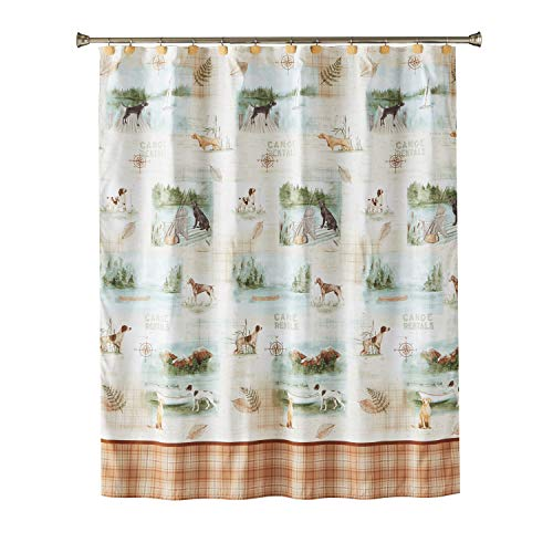 Sport Dogs Curtain