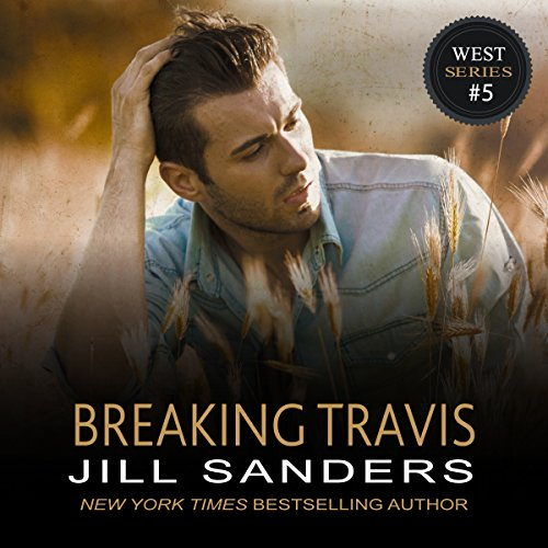 Breaking Travis audiobook cover art