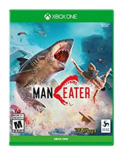 THQ Nordic Maneater Xbox One (B082T8KQ36) | Amazon price tracker / tracking, Amazon price history charts, Amazon price watches, Amazon price drop alerts