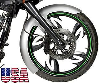 DEMONS CYCLE Bare Steel 5-7/8