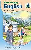 Peak Primary English: Teacher's Guide 4 (English Edition)