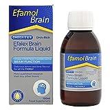 Efalex Omega 3 +6 Food Supplement Lemon & Lime Flavoured Liquid 150mls
