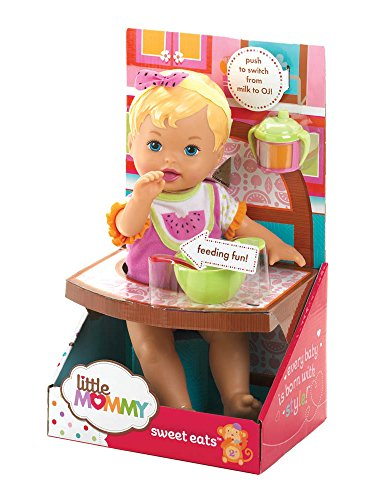 Home Locomotion Little Mommy Everyday Moments Pink Doll by Home Locomotion