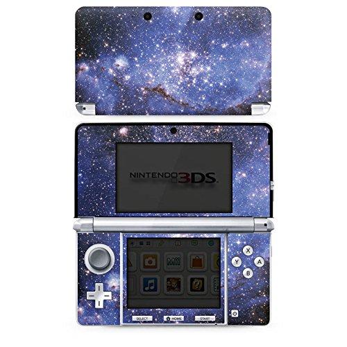 DeinDesign Skin kompatibel mit Nintendo 3 DS Folie Sticker Weltall Galaxie Weltraum