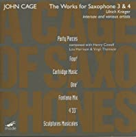 A Cage of Saxophones 3&4
