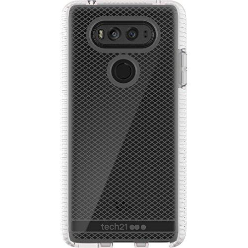 Tech21 Evo Check Case for LG V20 - Clear/White