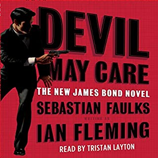 Devil May Care                   By:                                                                                                                                 Sebastian Faulks                               Narrated by:                                                                                                                                 Tristan Layton                      Length: 5 hrs and 28 mins     60 ratings     Overall 4.1