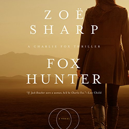 Fox Hunter audiobook cover art