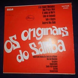 Os Originais do Samba LP Vinyl