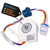 Ultra Durable WR60X10307 WR60X10074 Evaporator Fan Motor Replacement Part by Blue Stars - ...
