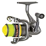 Lew's Fishing Mr Crappie Slab Shaker Spinning Reel MCS100 Reels