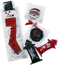 Variety Christmas Fun Pack: 5-Pack of Condoms
