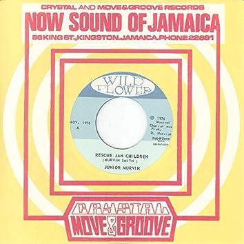 Rescue Jah Children / Instrumental Dub Version