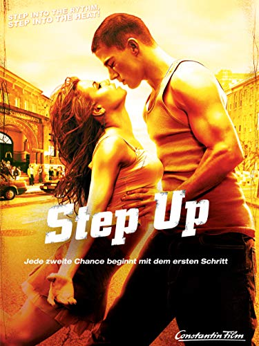 Step up [dt./OV]