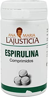 Ana María Lajusticia Espirulina - 160 Cápsulas
