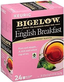 bigelow english breakfast tea k cups