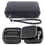Digicharge Black Hard Carry Case For Garmin Zumo 595LM