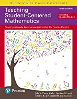 Teaching Student-Centered Mathematics: Developmentally Appropriate Instruction for Grades Pre-K-2 (Volume I), with Enhanced Pearson eText --Access Card Package (Teaching Student-Centered Mathematics Series)