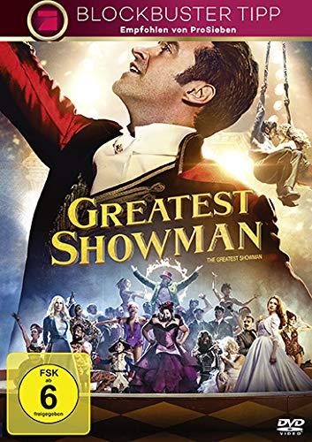 Greatest Showman [DVD]