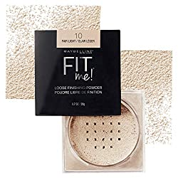 Now fit happens from start to finish! This silky lightweight finishing powder has a hint of color for a seamless natural look. Provides the perfect finishing touch to your makeup base Mineral-based formula helps to control shine and smooth skin�s tex...