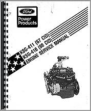 Ford KSG-416 Engine Service Manual