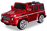 Actionbikes Motors Kinder Elektroauto Mercedes Benz AMG G55 High Door Lackiert - 2 x 35 Watt Motor - Mp3 - 2 Personen - Rc Fernbedienung - Elektro Auto für...