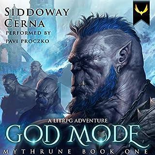 God Mode: a LitRPG Saga cover art